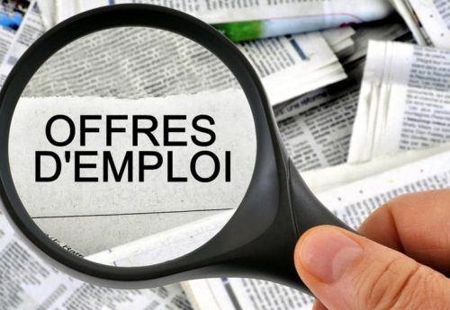 Offres d'emploi du 20 août 2018