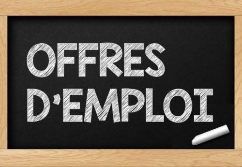 Offres d'emploi du 15 octobre 2018