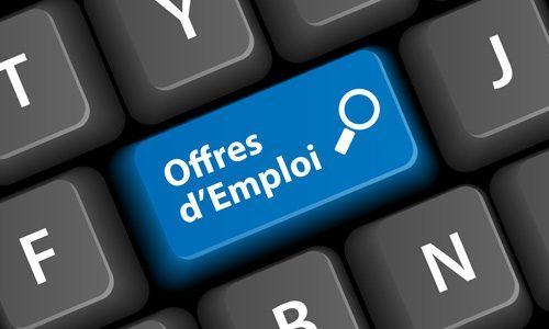 Offres d'emploi de la semaine du 8 février 2021