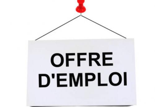 Offres d'emploi de la semaine du 26 avril 2021