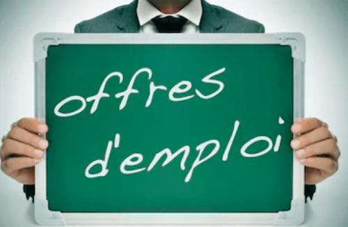Offres d'emploi de la semaine du 24 mai 2021