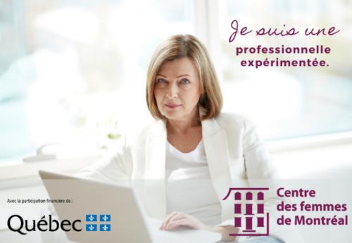 Le Centre des femmes de Montréal peut vous aider! Le saviez-vous?