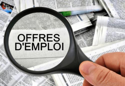 Offres d'emploi de la semaine du 7 juin 2021