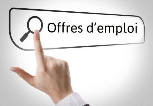 Offres d'emploi de la semaine du 26 juillet 2021